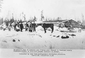 O'Brien Anderson Camp Winter